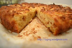 torta mele e amaretti (13)