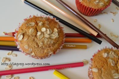 muffin integrali al miele 009