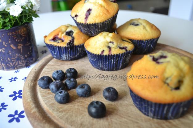 muffin panna e mirtilli 007