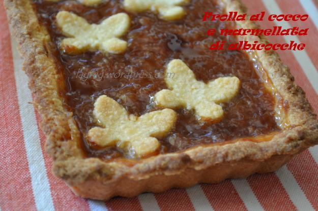 crostata albicocche e cocco 044