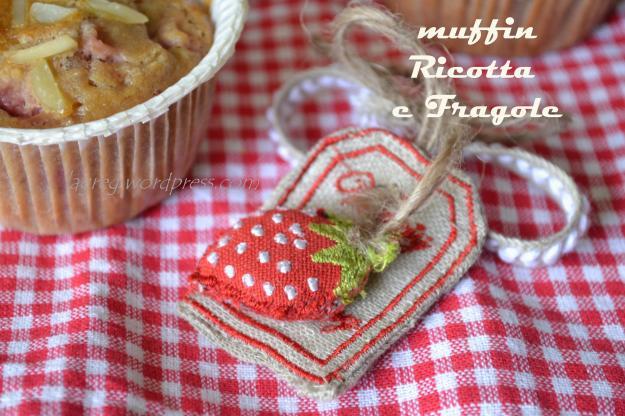 muffin ricotta e fragole (1)