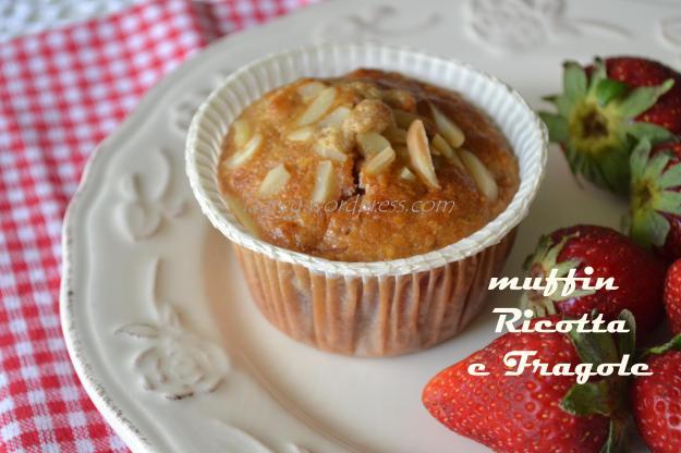 muffin ricotta e fragole (14)