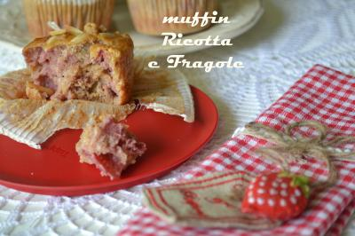 muffin ricotta e fragole (3)