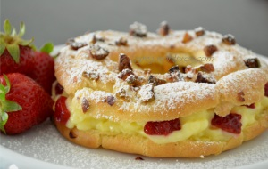 paris-brest alle fragole (5)