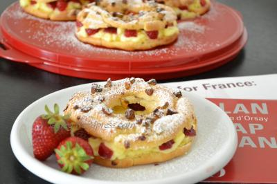 paris-brest alle fragole (8)