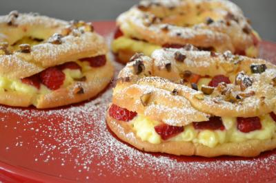 paris-brest alle fragole (9)