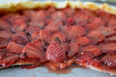 strawberry tart 040