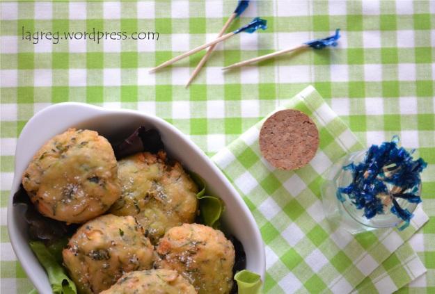 Polpette di zucchine (e feta)...avrò scelto la ricetta giusta? (1)