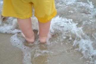 piedini a bagno...