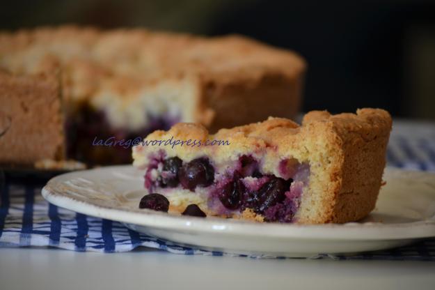 La torta Bertolina di nonna Maria