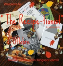 the recipe-tionist banner di ottobre