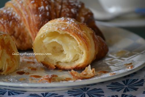 croissants sfogliati all'italiana