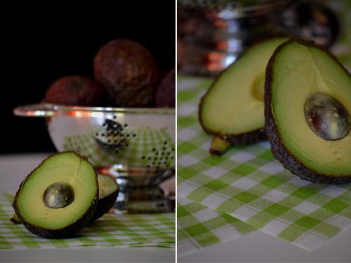 miglio al pesto di avocado e pistacchi