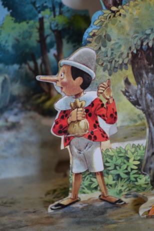 cantucci integrali alle noci per Pinocchio