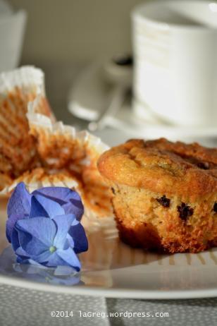 pastiera muffins