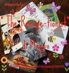 the recipe-tionist maggio