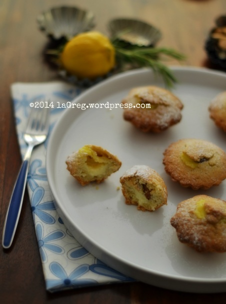 tortine di frolla all'olio con crema al rosmarino 3