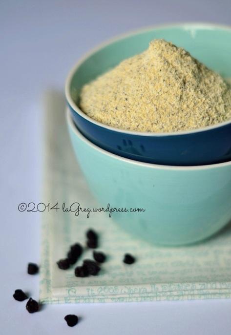 focaccia con farina di cece nero 4