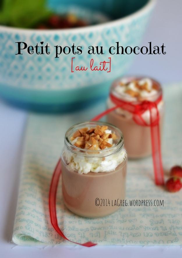 petit pots au chocolat