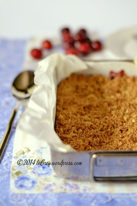plum and oat crumble 2